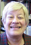 Judy Turner, English Instructor