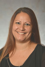Suzanna Aguirre, Administrative Assistant