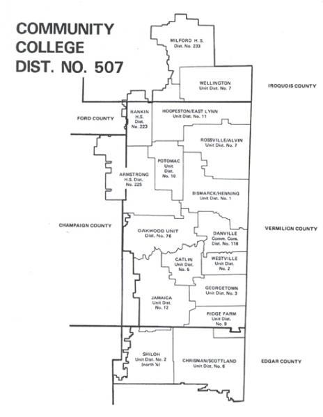 District 507 Map